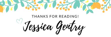 thanks for reading!